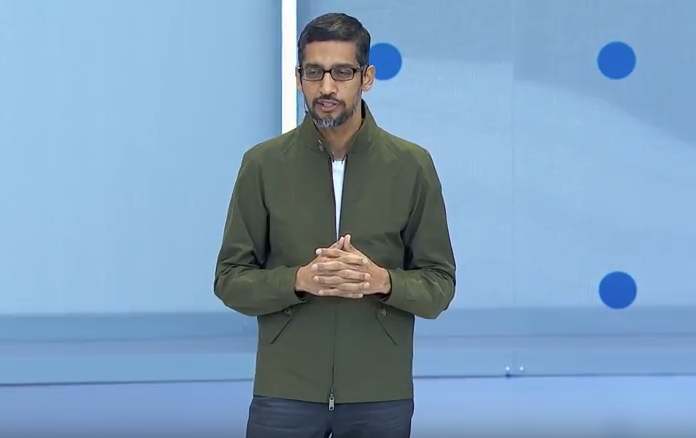 Photo of Google's CEO announces robot assistants that can do everything for you
