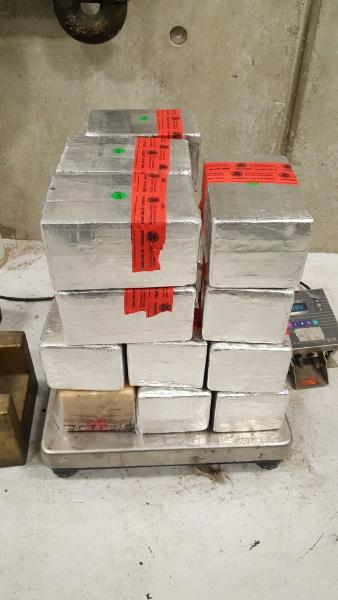 Photo of CBP Officers Seize Hard Narcotics Worth Over $2.2 Million at the Colombia-Solidarity Bridge