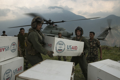 Photo of Pentagon: Humanitarian Operations Save Lives, Build Goodwill