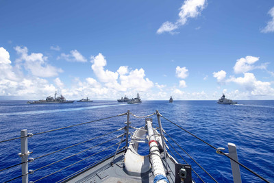 Photo of Freedom of Navigation Vital to Security, Commerce