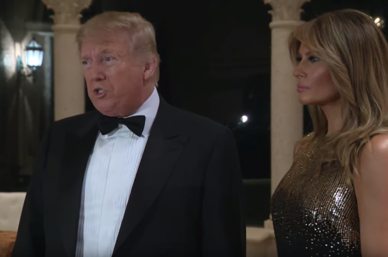 Photo of Watch: President Trump Speaks to Reporters on New Year's Eve