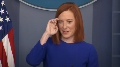 Photo of White House Press Briefing with Jen Psaki – 10/22/21